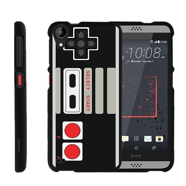c7871cb3eee MINITURTLE Case Compatible w/ [HTC Desire 530 Slim Case, Desire 630 Case,  530 Case][Snap ...