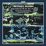 ミヒャエル・ハイドン:交響曲集 第33番/第23番/第1C番/第22番