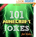 Minecraft: 101 Minecraft Jokes for Ki...