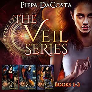 The Veil Series (Books 1-3): A Muse Urban Fantasy Audiobook