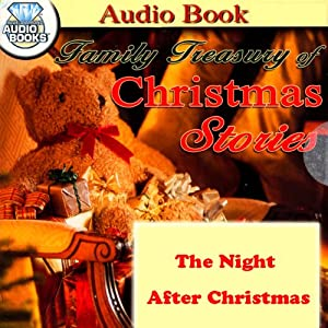 The Night After Christmas Audiobook