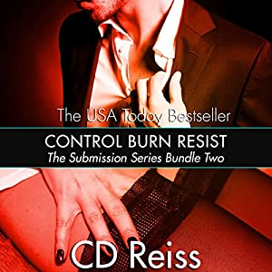 Control, Burn, Resist: Books 4-6 Audiobook