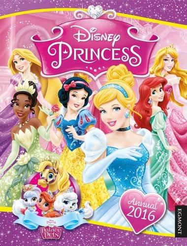 Disney Princess Annual 2016 (Annuals 2016)