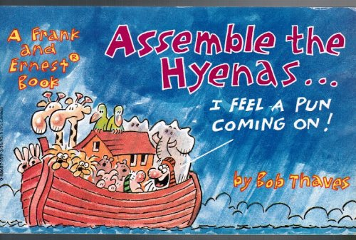 Assemble the Hyenas - I Feel a Pub Coming on