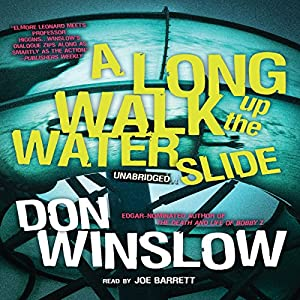 A Long Walk up the Water Slide Audiobook