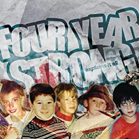 Cover image of song Ironic by Four Year Strong