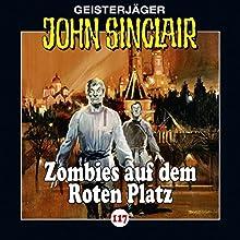 Zombies auf dem Roten Platz (John Sinclair 117) Hörbuch von Jason Dark Gesprochen von: Dietmar Wunder