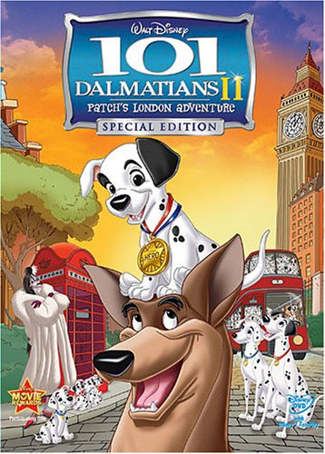 101 Dalmatians II: Patch's London Adventure full movie (2003)