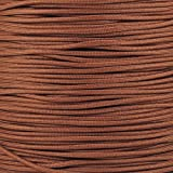Paracord Planet Nylon 550lb Type III 7 Strand Paracord Made in the U.S.A. -Copper -