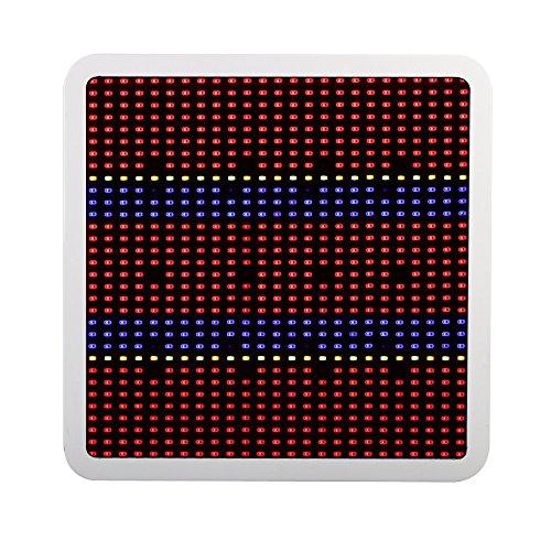 xjled hohe energie 800w panel das ganze spektrum led wachsen licht tafel pflanzenleuchte led. Black Bedroom Furniture Sets. Home Design Ideas