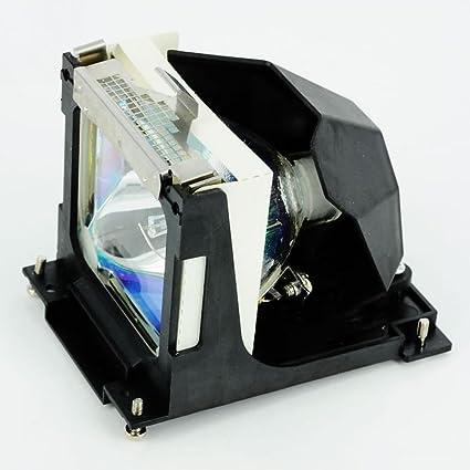 haiwo 610-293-2751/LMP35de haute qualité Ampoule de projecteur de remplacement compatible avec boîtier pour projecteur Sanyo PLC-SU30/xu30/su31/xu31/SU32/xu32/xu33/SU33/SU35/xu35/su37/xu37/su38/xu38;/EIKI lc-nb3e/nb3s/nb3W/