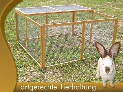 kleintierhaus kleintierk fig kleintierstall hasenstall hasenhaus. Black Bedroom Furniture Sets. Home Design Ideas