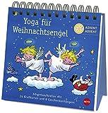 Yoga für Weihnachtsengel