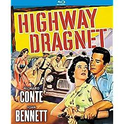 Highway Dragnet [Blu-ray]