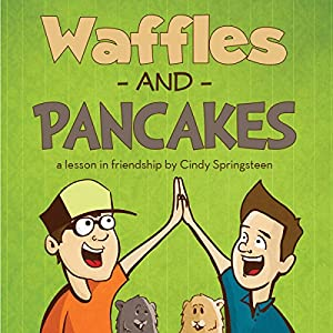 Waffles and Pancakes Audiobook