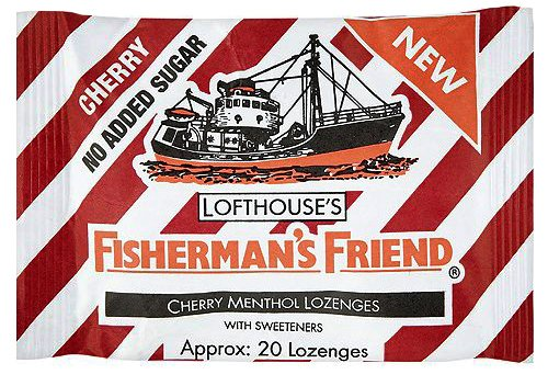 Fisherman's Friend Lozenges Cherry 25g