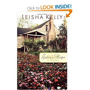 """Julia's Hope"" by Leisha Kelly :Book Review"