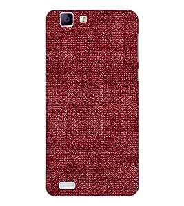 EPICCASE red carpet Mobile Back Case Cover For Vivo X 3s (Designer Case)
