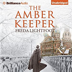 The Amber Keeper Hörbuch