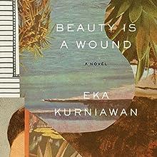 Beauty Is a Wound Audiobook by Eka Kurniawan Narrated by Jonathan Davis