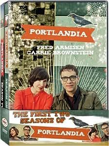 Portlandia S1/S2 DVD 2-pack