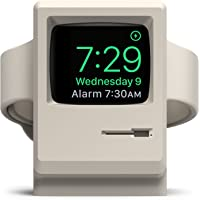 elago W3 Apple Monitor Vintage Stand for Apple Watch Series 1 and 2 (White)