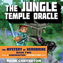 The Jungle Temple Oracle Audiobook by Mark Cheverton Narrated by Luke Daniels