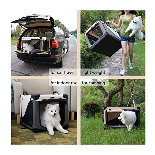 Travel Pet Home Indoor Outdoor Portable Foldable Home