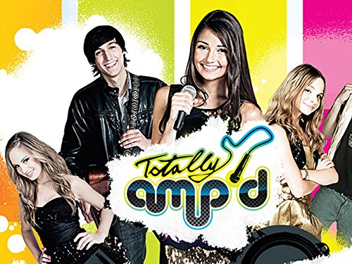 Totally Amp'd - Season 1