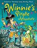 Valerie Thomas Winnie's Pirate Adventure (Winnie the Witch)