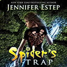 Spider's Trap (       UNABRIDGED) by Jennifer Estep Narrated by Lauren Fortgang
