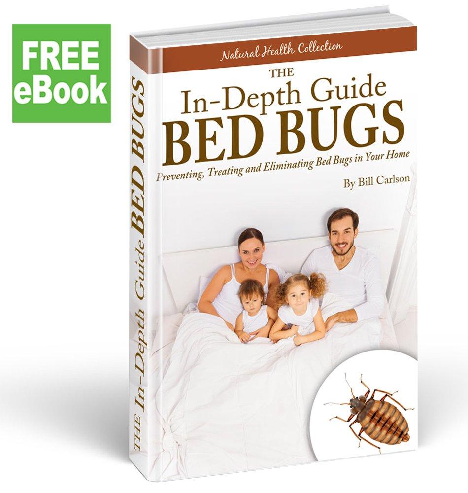 Bed Bug Killer Bed Bug Patrol 100% Environmentally Friendly, Family & Pet Safe Bed Bug Spray, eBook!