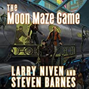The Moon Maze Game: A Dream Park Novel | Larry Niven, Steven Barnes