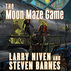 The Moon Maze Game Audiobook