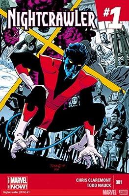 Nightcrawler #1 ANMN 2014 *Marvel Comics*