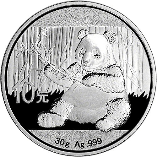 China Silver Panda