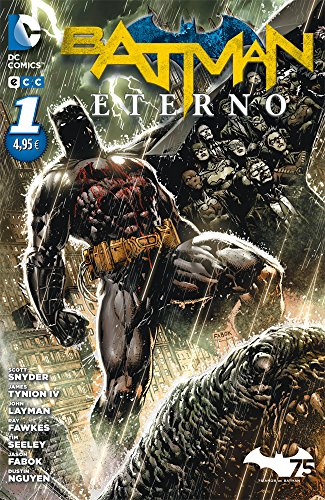 BATMAN ETERNO NUM. 01