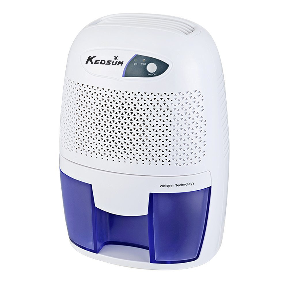 KEDSUM FCC Approved Small Thermo-Electric Dehumidifier