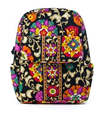 Vera Bradley Backpack in Suzani