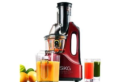 SKG New Generation Wide Chute Anti-Oxidation Slow Masticating Juicer