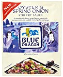 Blue Dragon Oyster and Spring Onion Stir Fry Sauce 120 g (Pack of 24)