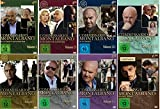 Vols. 1-7 + Der junge Montalbano (32 DVDs)