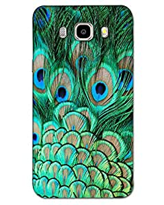 Samsung Galaxy J5 (2016) Back Cover Designer Hard Case Printed Cover