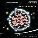 Das Restaurant am Ende des Universums Audiobook by Douglas Adams Narrated by Christian Ulmen