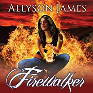 Firewalker: Stormwalker, Book 2 | [Allyson James]