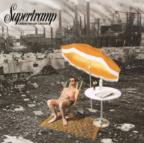 Original album cover of Crisis? What Crisis? (Remastered) by Supertramp