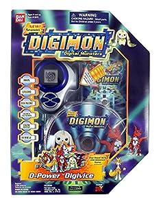 Bandai Digimon D-Power Digivice Season 3 Digital Monsters Game Toy Original
