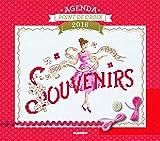 Agenda 2016 : souvenirs, souvenirs au point de croix...