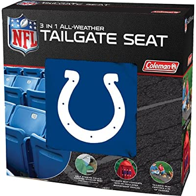 NFL Colts 3 in 1 Tailgate Seat