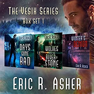 The Vesik Series: Books 1-3 Audiobook